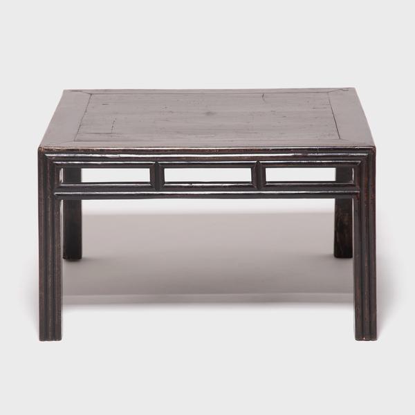 Phenomenal Low Square Table Creativecarmelina Interior Chair Design Creativecarmelinacom