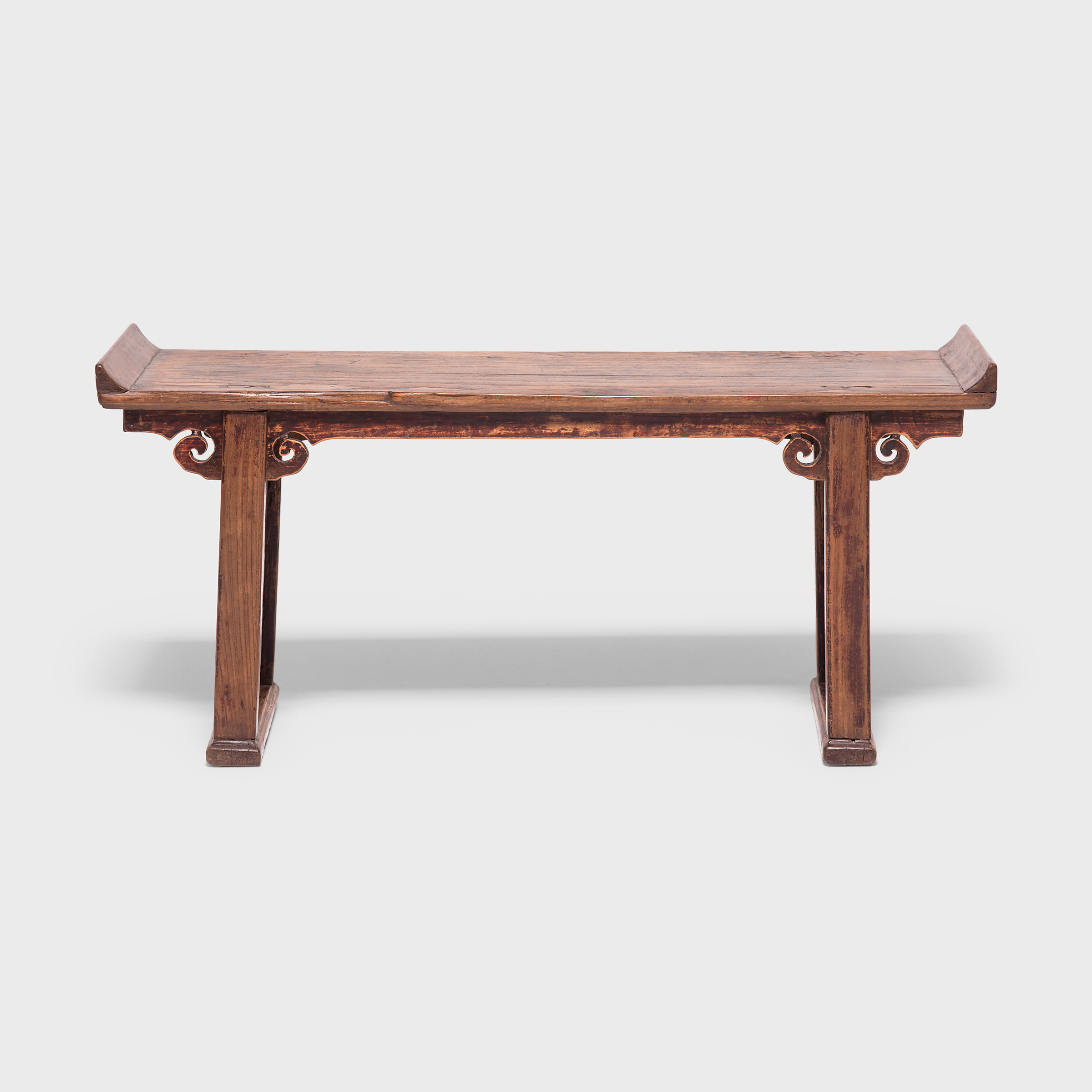 Chinese Benches and Asian Antique Benches | PAGODA RED